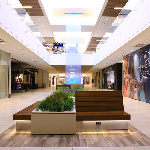 Shoppes at Carlsbad<br>Interior Renovation